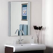 ideas bathroom mirrors cheap for good oak framed mirror importance
