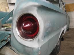 ford falcon tail lights custom 1961 falcon ranchero home built rod myrideisme com