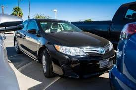 2013 toyota camry hybrid le used 2013 toyota camry hybrid for sale in san diego ca edmunds