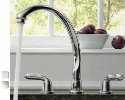 two kitchen faucet 18 satisfying collection of two handle kitchen faucet yp2