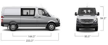 mercedes crew sprinter crew features mercedes vans