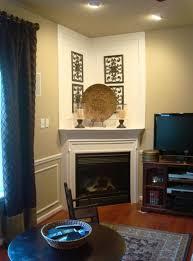Best  Corner Fireplace Decorating Ideas On Pinterest Corner - Fireplace wall designs