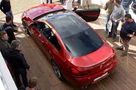 if you were buying an m6 would you want a sunroof bimmerfest
