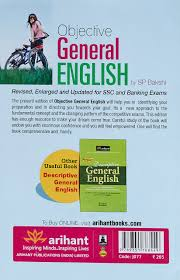 buy objective general english book online at low prices in india