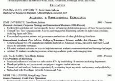 Examples Of Perfect Resumes by Good Resumes Examples Haadyaooverbayresort Com