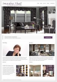 interior designer website design project digital k kelly ward