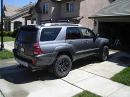 toyota big cars toyota 4 runner with big wheels new black rims page 6 toyota