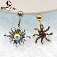 navel belly button rings shop cheap navel belly button rings