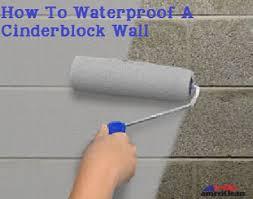 Is Exterior Paint Waterproof - painting concrete block exterior walls impressive on exterior