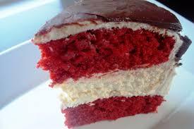 sinful sundays red velvet cheesecake cake w chocolate ganache