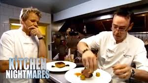 clueless chef at work ramsay u0027s kitchen nightmares youtube