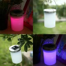 Solar Lights Hanging by Hanging Outdoor Solar Lights Simple Outdoor Com