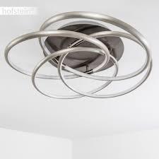 Deckenleuchte Schlafzimmer Dimmbar Led Design Deckenleuchte Wohn Küchen Zimmer Leuchten Schlaf Lampen