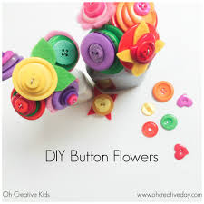 button flowers button flowers oh creative day