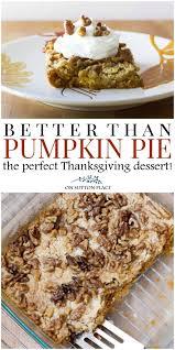 better than pumpkin pie thanksgiving dessert on sutton place