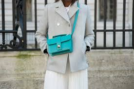 four non black handbag colors that go with everything