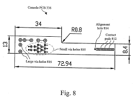 patent us20050288546 device employing camera connector google