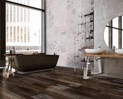 is vinyl flooring for a bathroom achieve high end hardwood looks for your bath in lvt