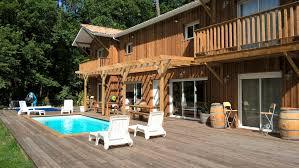 chambre d hote bassin d arcachon avec piscine chambres d hôtes chai lauge chambres lège cap ferret bassin d arcachon
