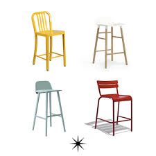bar stools brighten up a rental apartment u2014 studio nuovo