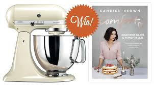 Kitchenaid Artisan Mixer by Now Closed Win A Kitchenaid Artisan Stand Mixer And A Copy Of