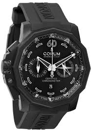 corum admirals cup chronograph 50 lhs men u0027s watch model 753 231