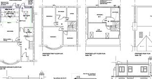 design board architectual services house extension extension
