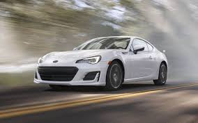 subaru white 2017 updated 2017 subaru brz officially revealed autoevolution
