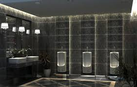 Restaurant Bathroom Design by Hotel Public Toilet Indoor Lighting Design Download 3d House