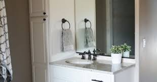 bathroom delight bathroom linen tower with drawers interesting