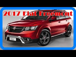 fiat freemont 2017 2017 fiat freemont redesign interior and exterior youtube