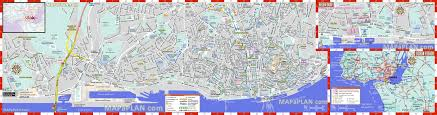 Best Map Lisbon Maps Top Tourist Attractions Free Printable City