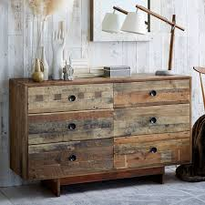 Reclaimed Wood Buffet Table by Sideboards Interesting Unfinished Sideboard Unfinished Wood