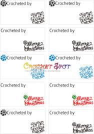 crochet spot blog archive free christmas and holiday printable