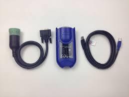john deere diagnostic kit electronic data link edl v2 v4 1 software