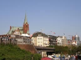 Gustav Adolf Church, Hamburg