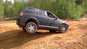 freelander land rover 2017 land rover off road capabilities model comparison youtube