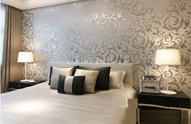 Wall Paper Designing Service Living Room Wallpaper Design - Wallpaper design for bedroom