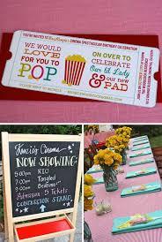 Backyard Movie Party by Best 25 Movie Party Invitations Ideas On Pinterest Backyard