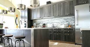 small kitchen paint colors with oak cabinets good to popular color