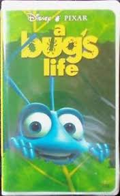 bugs vhs ebay