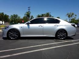 lexus gsf silver 2013 gs f sport a few mods clublexus lexus forum discussion