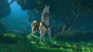 white mustang horse maximus disney wiki fandom powered by wikia