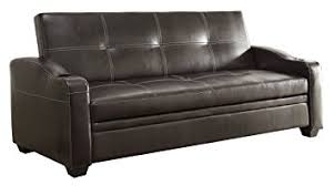 Convertible Leather Sofa by Sofa Leather Convertible Sofa Rueckspiegel Org