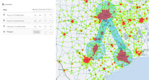 Frisco Texas Map Layerware Mapping Solutions