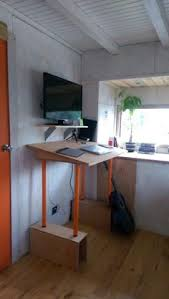 Standing Desk On Wheels The Varidesk Is An Adjustable Height Stand Up Desk That Allows You