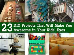 23 diy projects that will make you awesome in your kids u0027 eyes