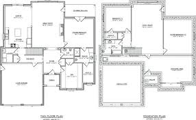baby nursery house plans one story open concept home elevation