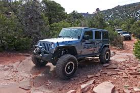 jeep moab truck bangshift com the gang from fabtech share their moab easter jeep