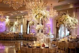 David Tutera Wedding Centerpieces by White Orchid Centerpieces By David Tutera Rockleigh Country Club